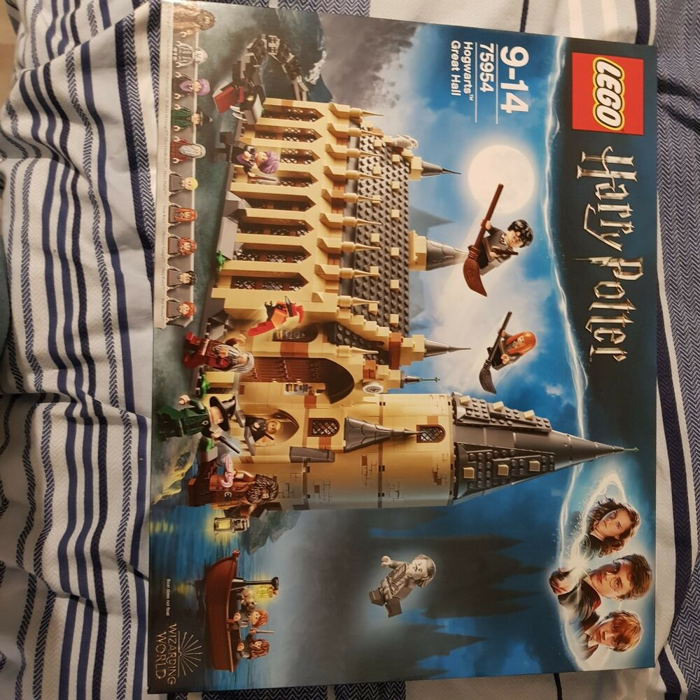Brand new LEGO Harry Potter  Hogwarts School Great