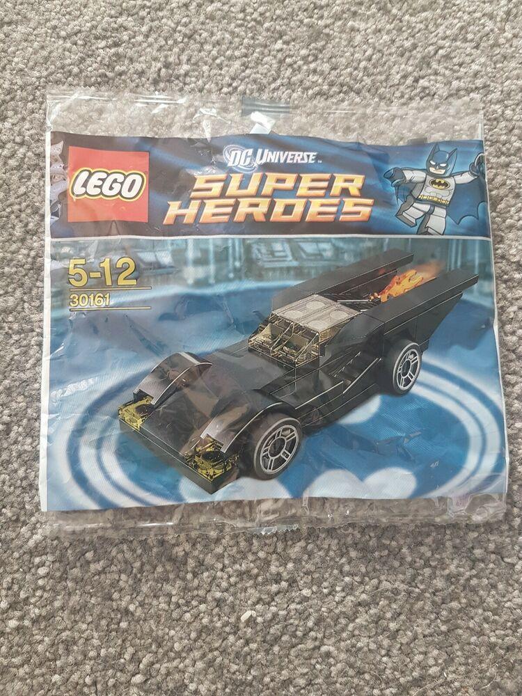 LEGO DC Comics Super Heroes Batmobile () new and sealed