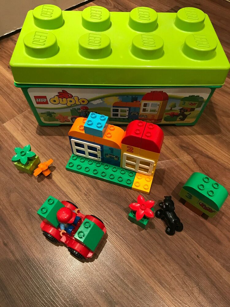 LEGO DUPLO All-in-One-Box -Of-Fun Building Toy ()