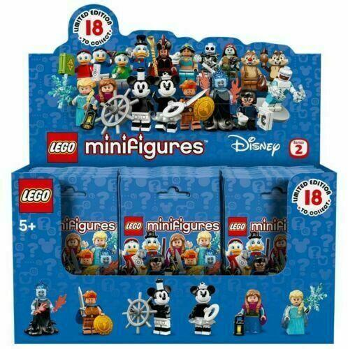 LEGO Disney Minifigures Series 2 Limited Edition