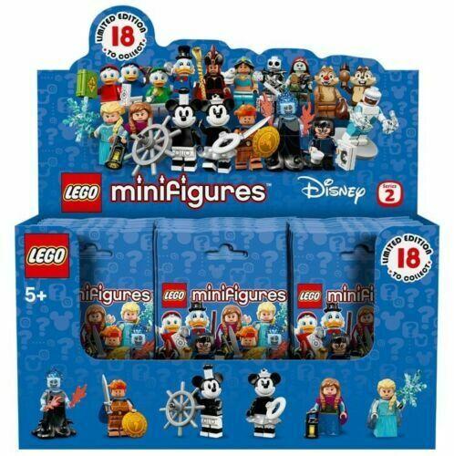 LEGO Disney Minifigures Series 2 Limited Edition  - Box