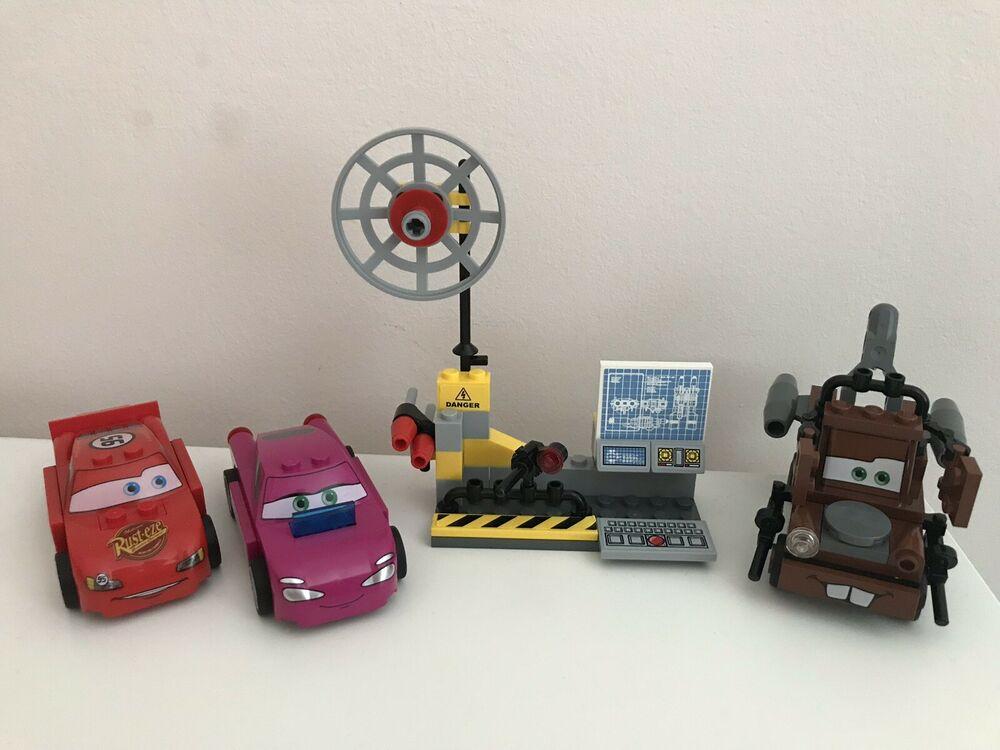 LEGO Disney Pixar Cars  and  Missing Pieces)