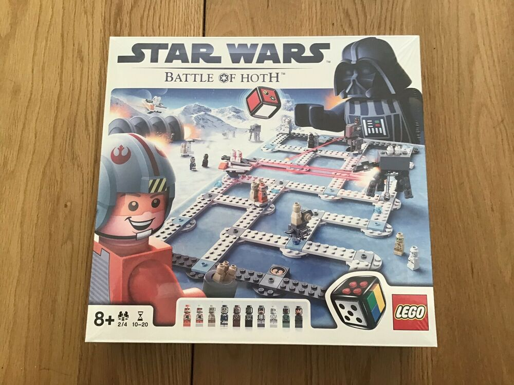 LEGO Games The Battle of Hoth () New And Sealed