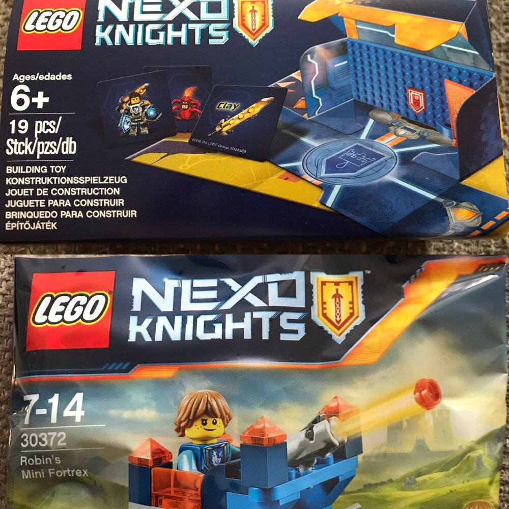 LEGO NEXO Knights - Battle Station () () and