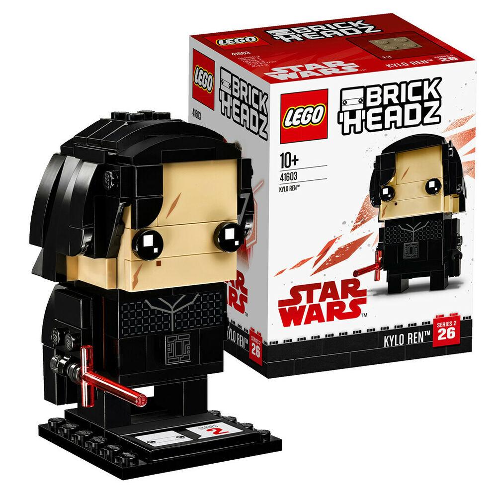 LEGO STAR WARS  KYLO REN BRICKHEADZ