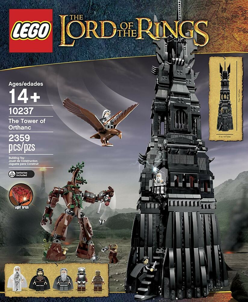 LEGO The Lord of the Rings Tower of Orthanc ()