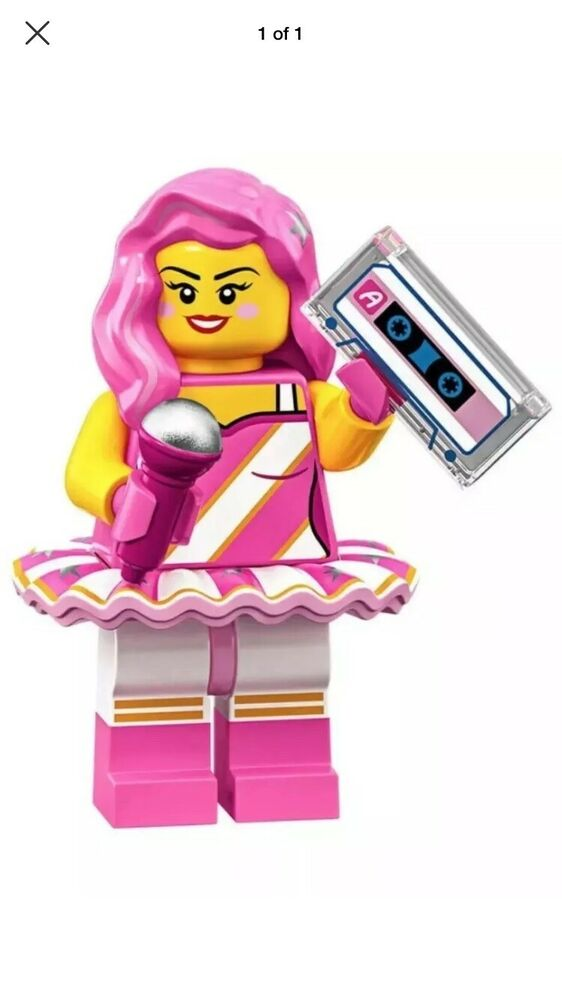 Lego Movie 2 - Wizard of Oz Minifigure Series - Candy Rapper