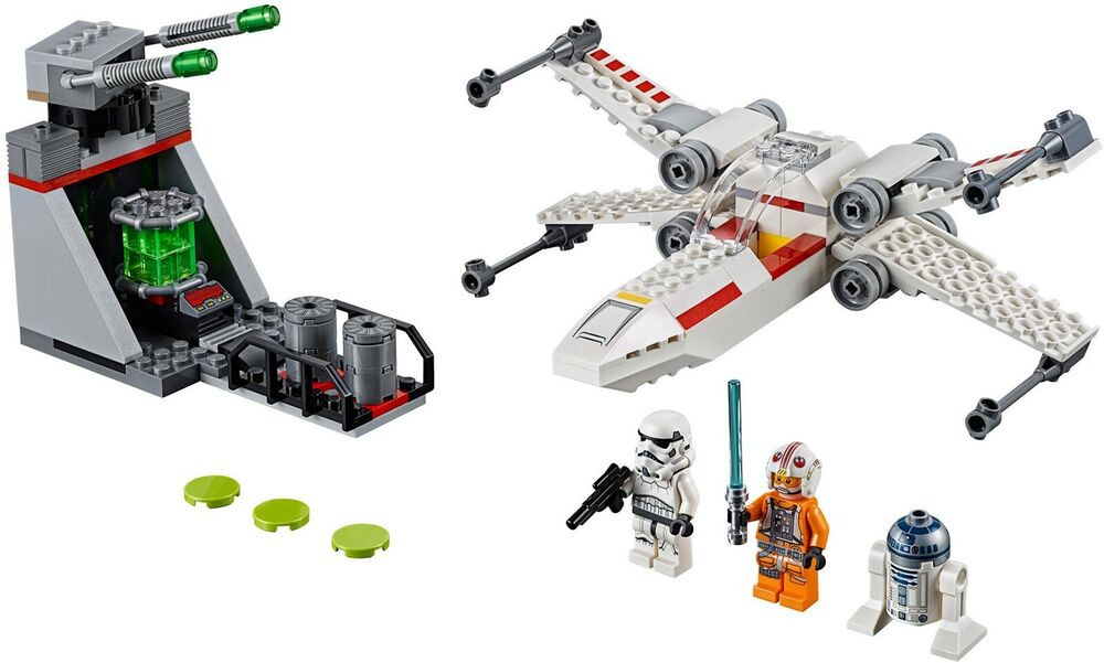 Lego Star Wars X-Wing Starfighter™ Trench Run