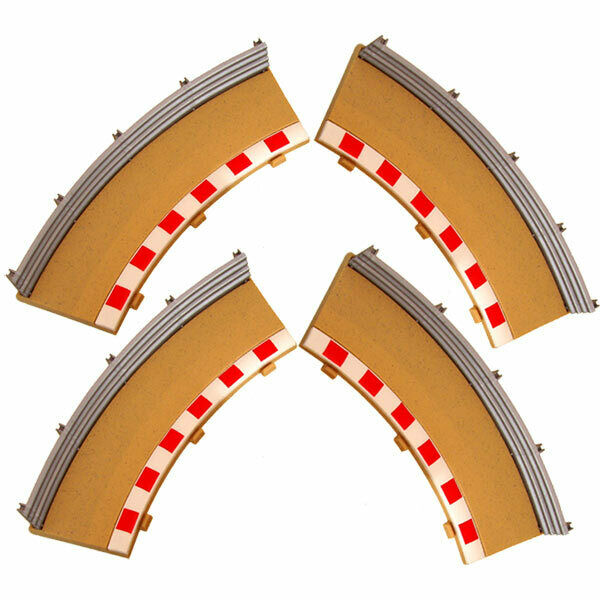 SCALEXTRIC Cx Rad 1 Sport Borders Barriers