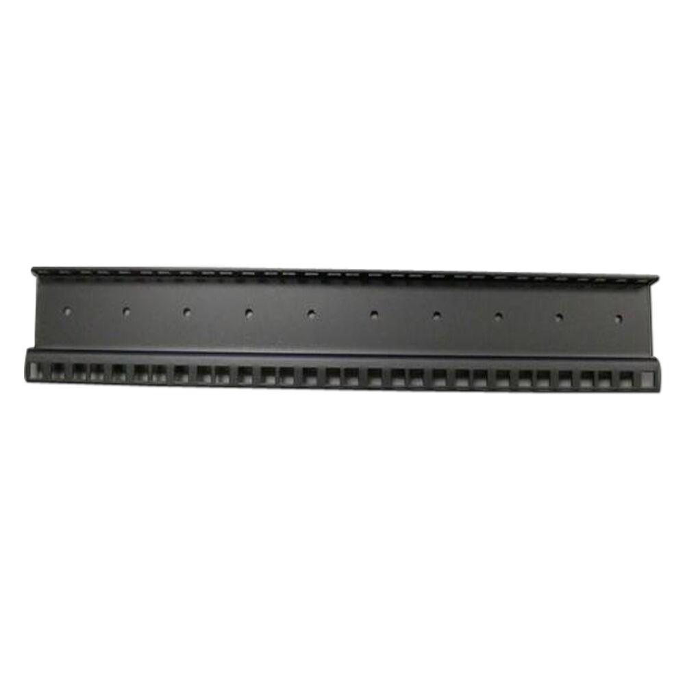 10u Heavy Duty Flight Case Rack Strip + Fittings x2
