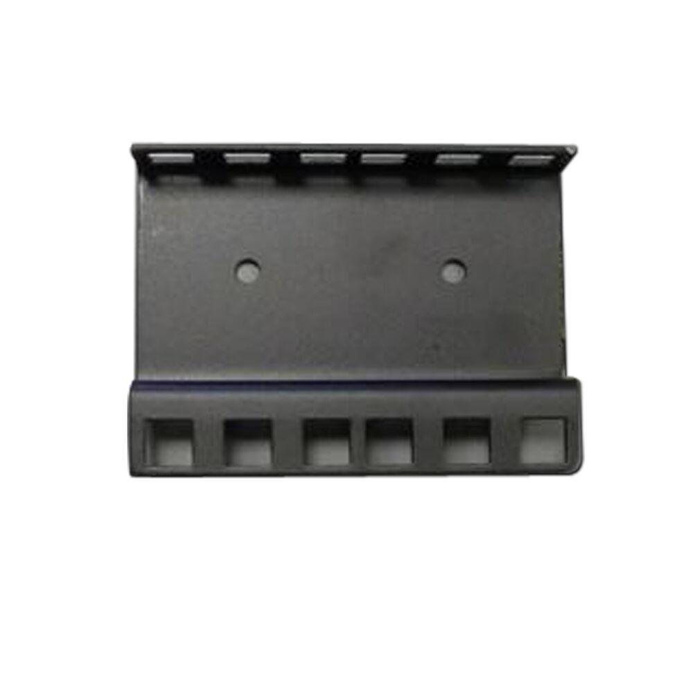 2u Heavy Duty Flight Case Rack Strip + Fittings x2
