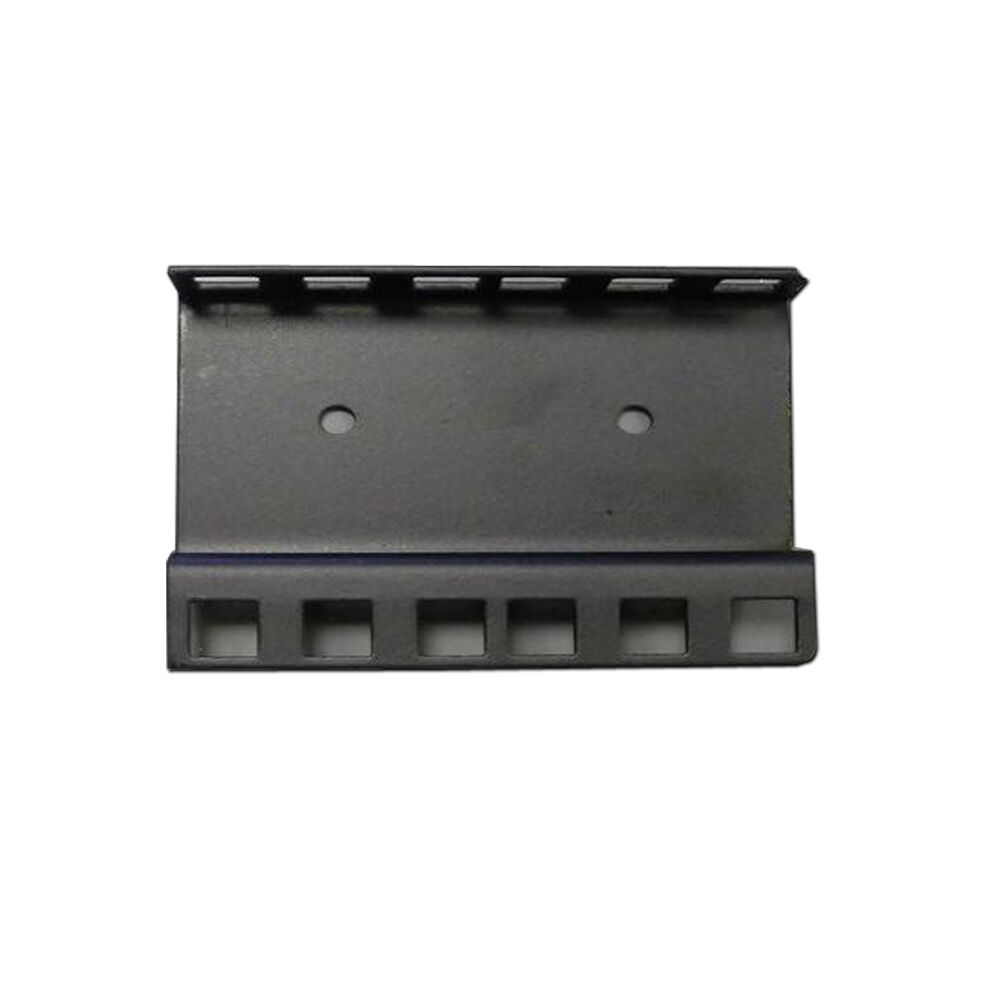 3u Heavy Duty Flight Case Rack Strip + Fittings x2