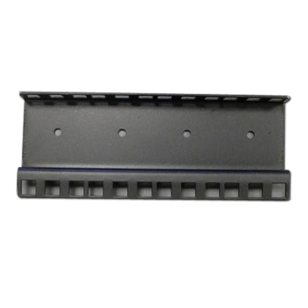 6u Heavy Duty Flight Case Rack Strip + Fittings x2