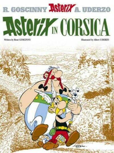 Asterix in Corsica, Paperback by Goscinny, Rene; Uderzo,