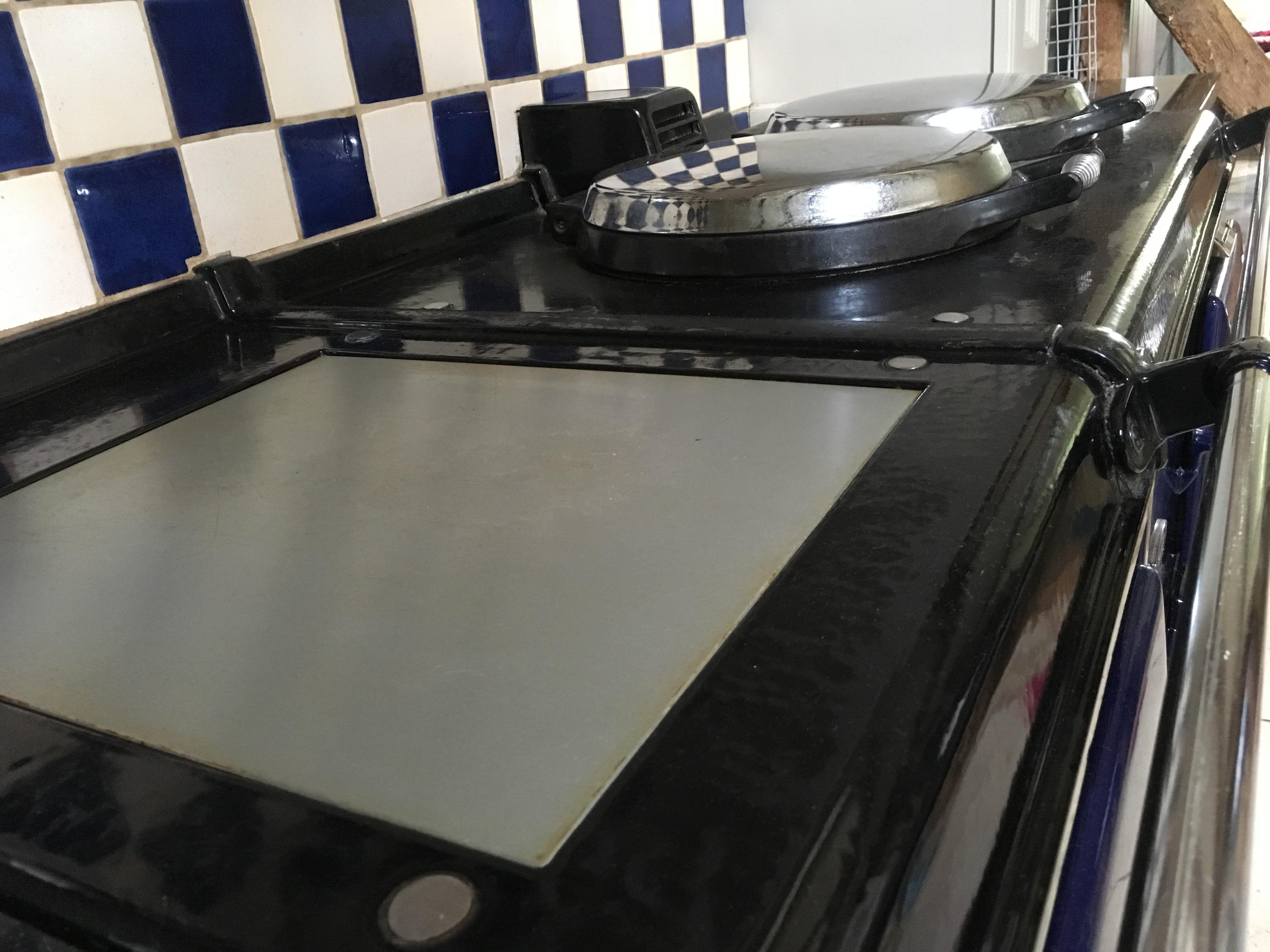 Beautiful 4 oven gas AGA