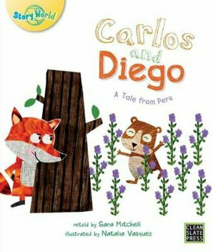 Carlos and Diego by Sara Mitchell