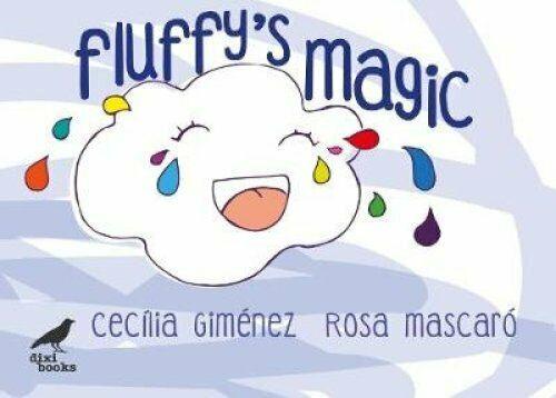 Fluffy's Magic by Cecilia Gimenez Pedroza