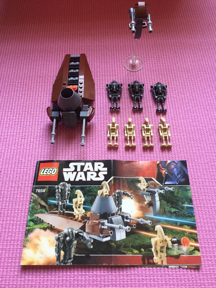 LEGO Star Wars Droids Battle Pack (% Complete