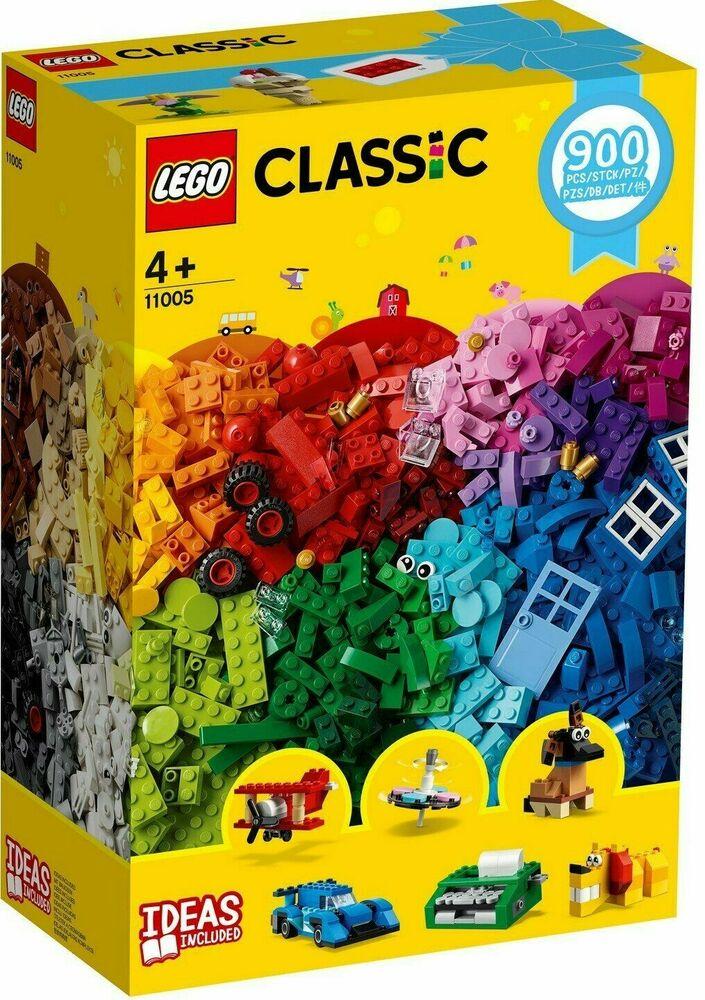 Lego  Classic Creative Fun Set 900 Pieces
