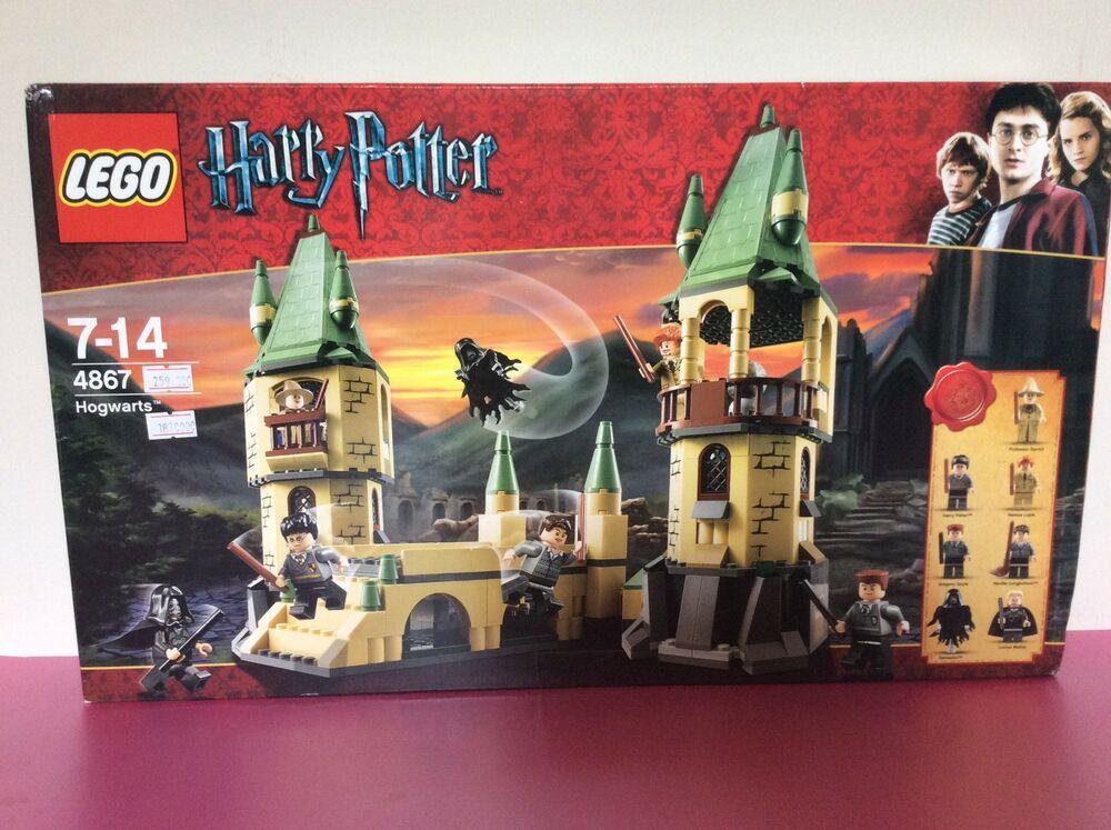 Lego HARRY POTTER # Hogwarts - BRAND NEW & SEALED