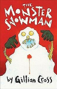 Monster Snowman, Paperback by Cross, Gillian; Collins, Ross