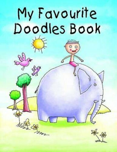 My Favourite Doodles Book by Pegasus