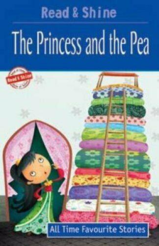 Princess & the Pea by Pegasus