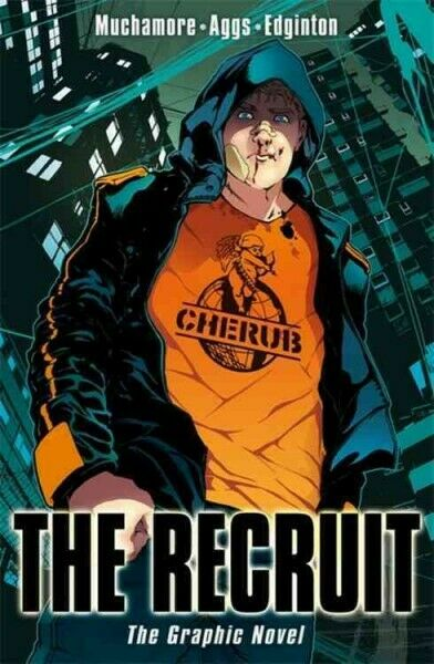 Recruit: The Graphic Novel, Paperback by Muchamore, Robert;