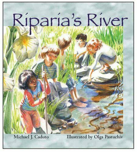 Riparia's River by Michael J Caduto