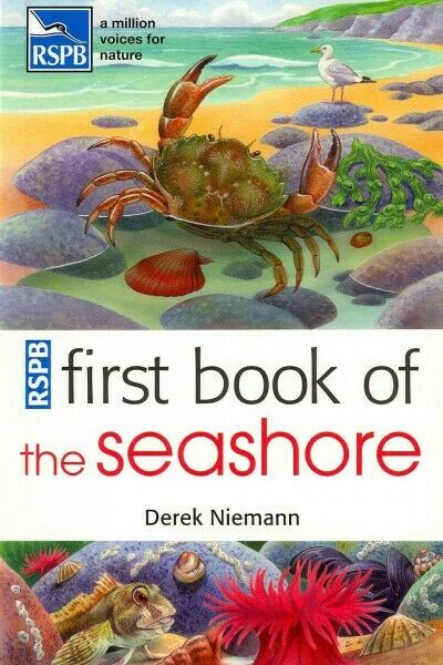 Rspb First Book of the Seashore, Paperback by Niemann,
