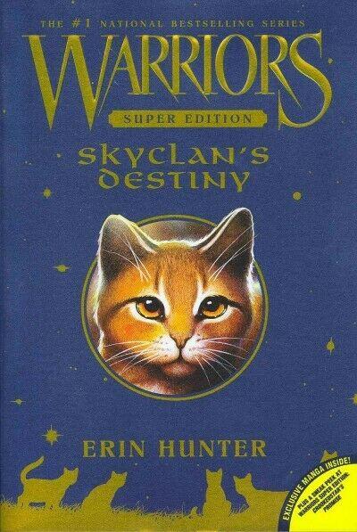 Skyclan's Destiny, Paperback by Hunter, Erin, ISBN