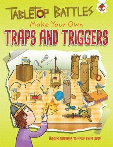 Tabletop Battles Make Your Own Traps and Triggers by Rob
