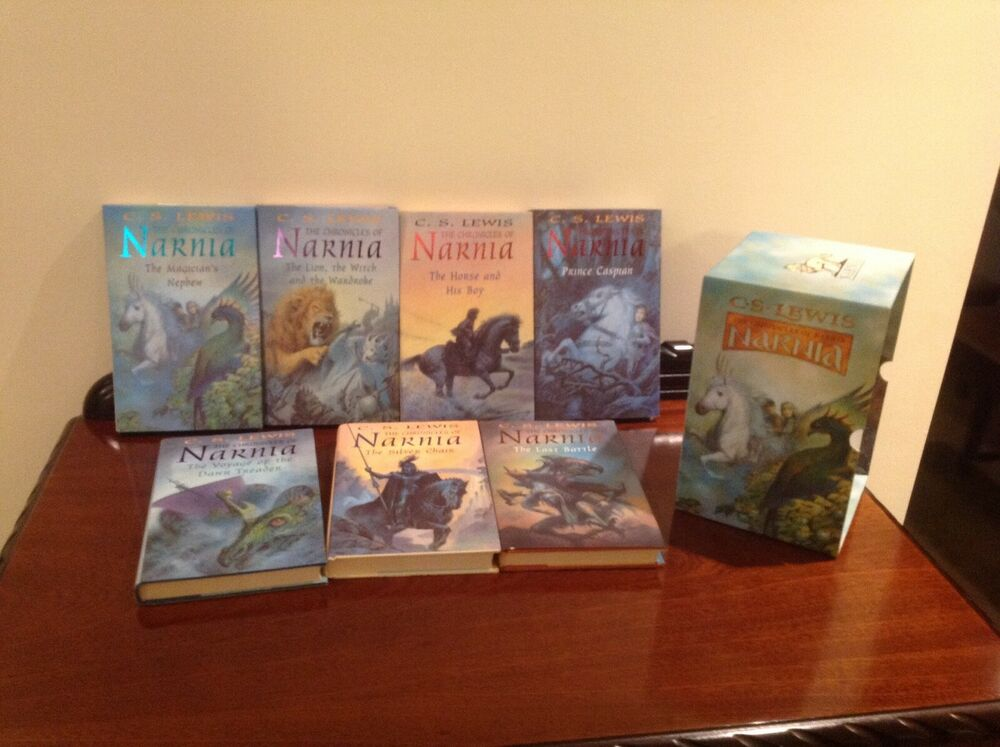 The Chronicles of Narnia by C. S. Lewis (Paperback, )
