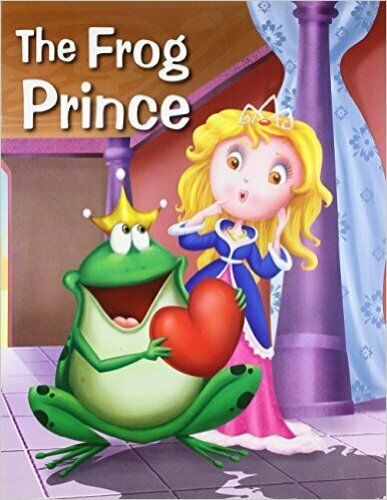 The Frog Prince by Pegasus