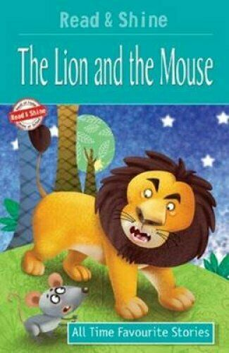 The Lion and the Mouse by Pegasus