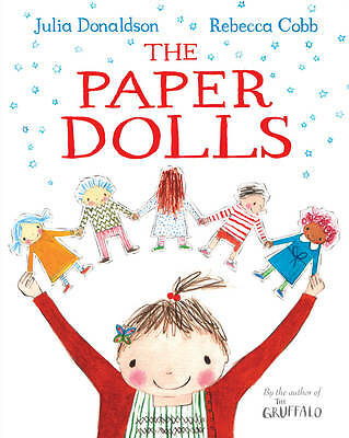 The Paper Dolls by Julia Donaldson (Paperback, )