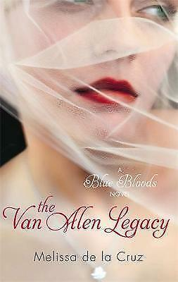 The Van Alen Legacy: Number 4 in series by Melissa de la