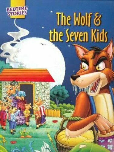 Wolf & the Seven Kids by Pegasus