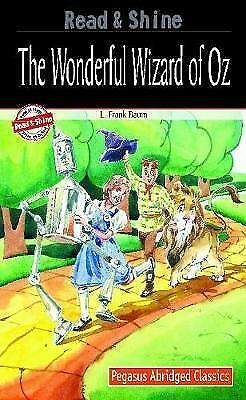 Wonderful Wizard of Oz by L. Frank Baum (Paperback, )