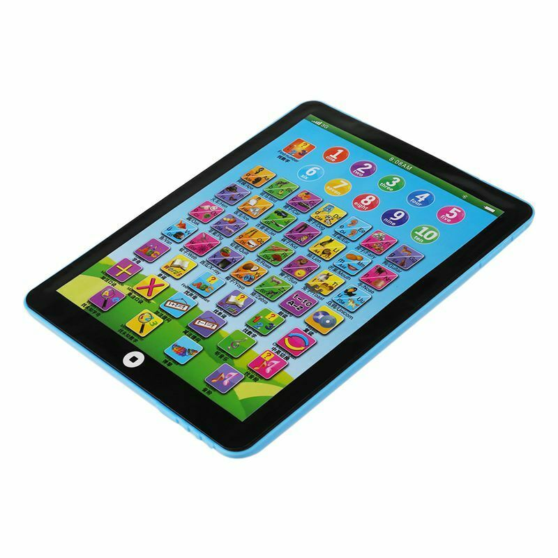 Children's Baby Tablet Pad Computer Educational Toys Toy