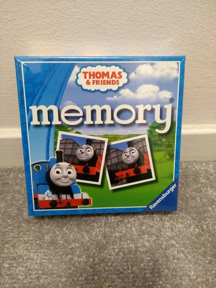 Ravensburger Thomas & Friends Mini memory [Children's