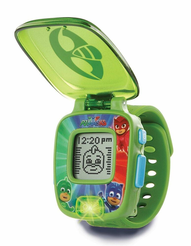 VTech  Gekko PJ Masks Watch Toy BRAND NEW IN BOX