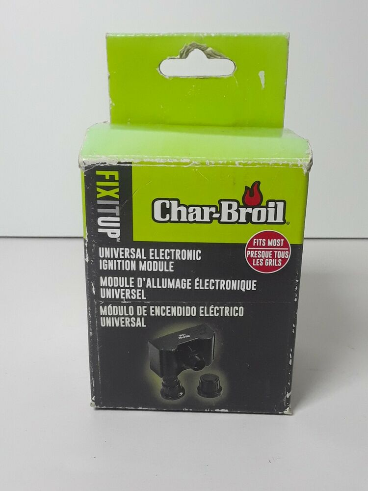CHAR-BROIL Universal Electronic Ignition Module Grill