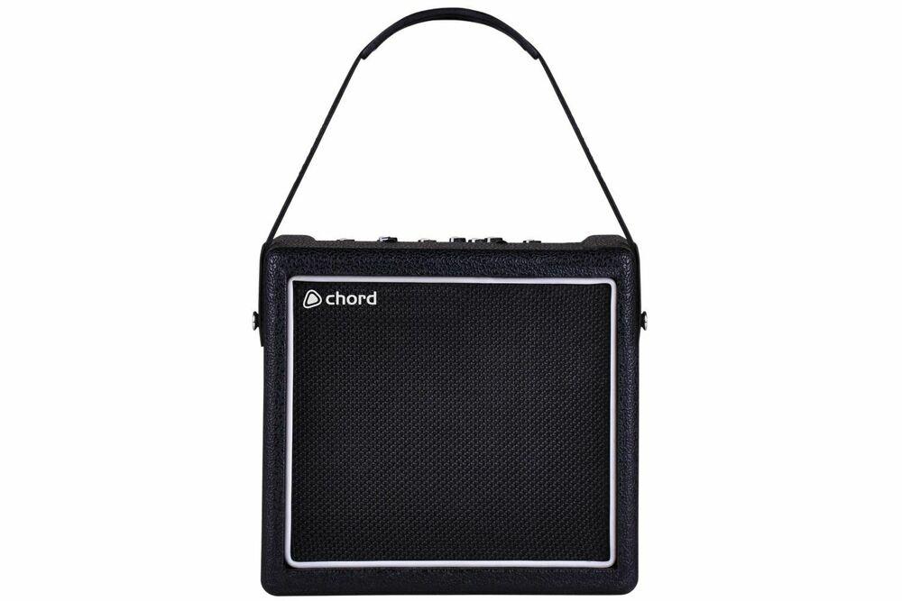Mini Rock Station Guitar Amplifier chord UK