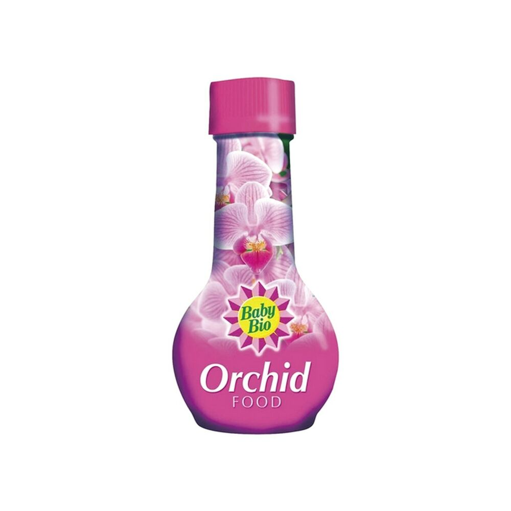 [3 Pack] Bayer Baby Bio Orchid Food 175ml