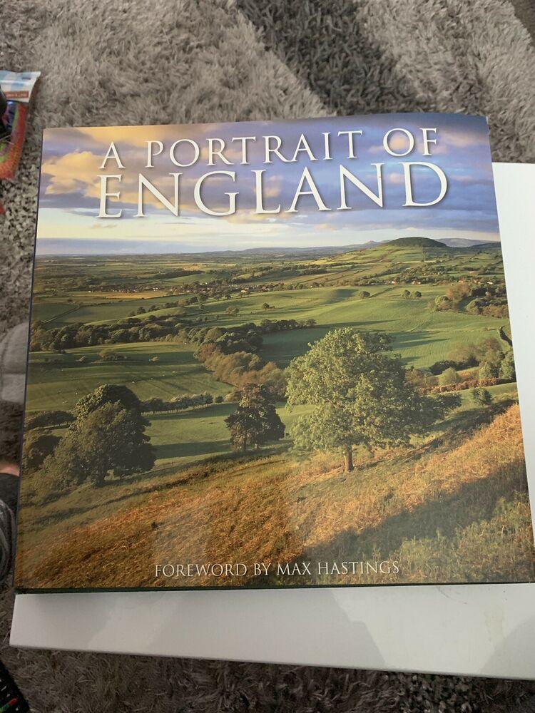 A Portrait of England by Joanna Eede (Hardback, )