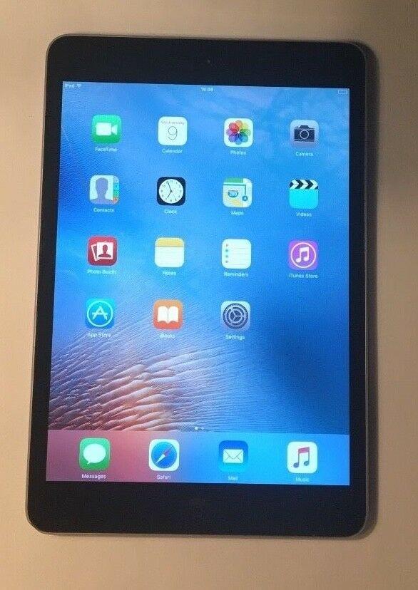 Apple iPad mini 1st Gen. 16GB, Wi-Fi (Non CA Versions),