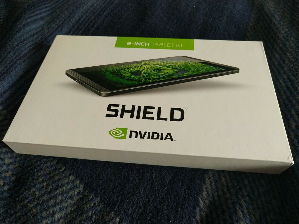 Brand New Sealed NVIDIA SHIELD K1 Gaming Tablet 16GB Wi-Fi