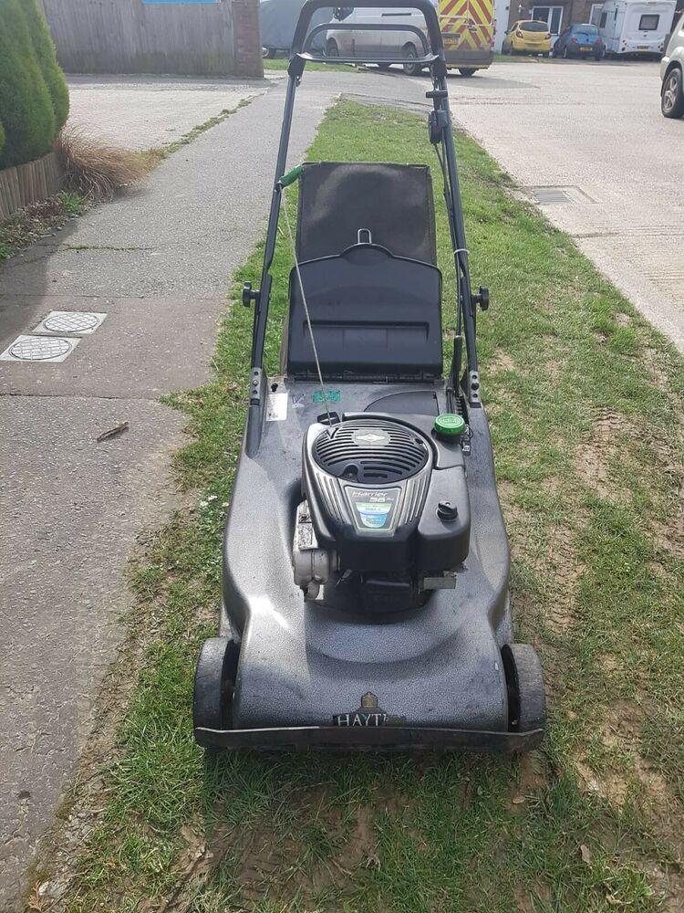 Hayter 56 Pro Lawn Mower
