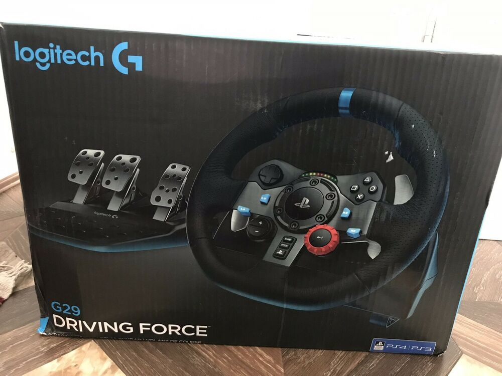 Logitech G29 () Racing Wheel